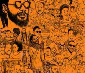 Wanlov - Mek We Rap (ft. Dex Kwasi, Medikal, Akan, Kwabena Jones, M3nsa, Macanache, Open Mike Eagle, E.L & Efo Chameleon)